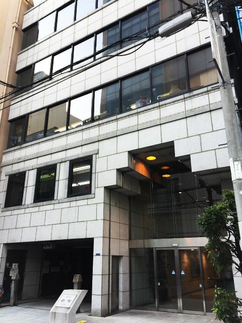大阪店 ビル外観